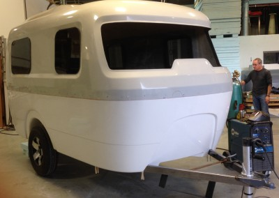 Nest Caravans - Rolling Chassis II
