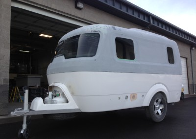 Nest Caravans - Rolling Chassis