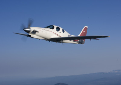 Lancair Evolution N927LE