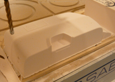Nest Caravans - CNC Model V