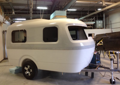 Nest Caravans - Rolling Chassis I