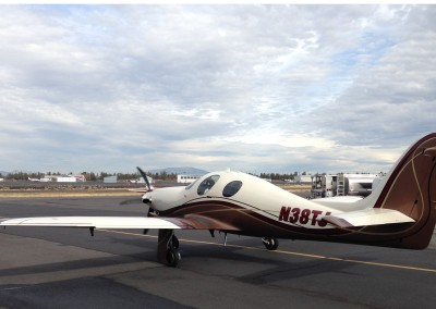 Lancair Evolution N38TJ