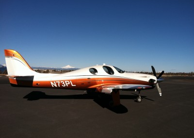Lancair Evolution N73PL