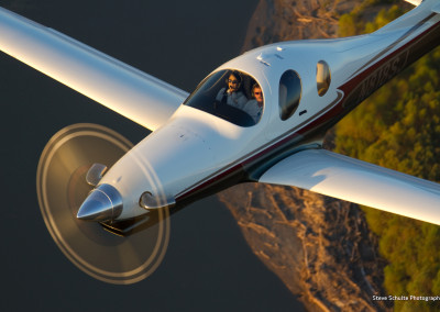 Lancair Evolution N818SJ