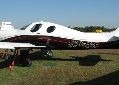 Lancair Evolution N925DW