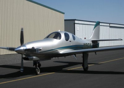 Lancair Evolution N9QX