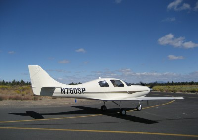 Lancair IVP N760SP