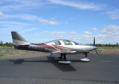 Lancair Super ES N329BW
