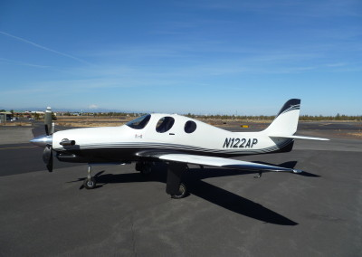 Lancair Evolution N122AP