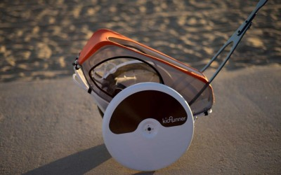 The Future of Jogging Strollers is here!