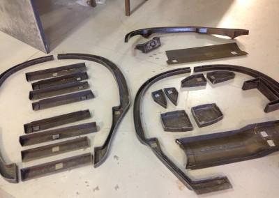 Stratos Rib Parts