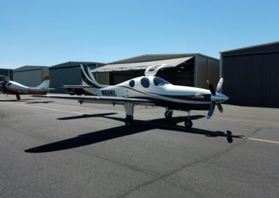 Lancair Evolution N68NX