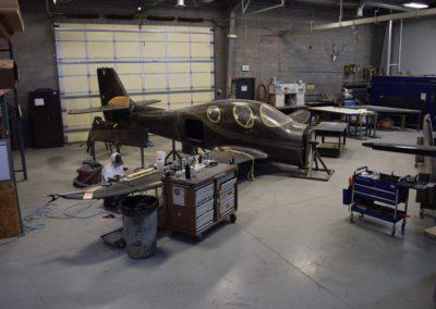 Evolution Aircraft N171S