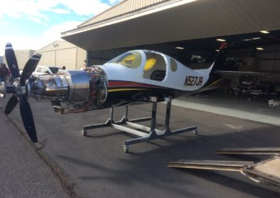 Lancair Evolution N527JR