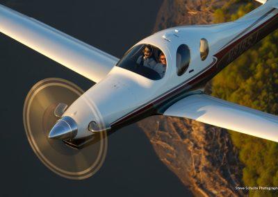 Lancair Evolution Aircraft
