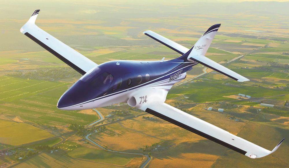 Stratos Aircraft